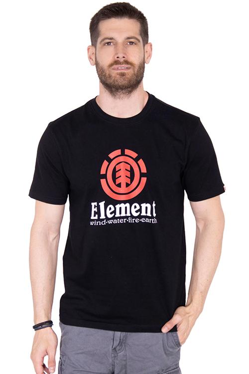 Men's Vertical T-Shirt