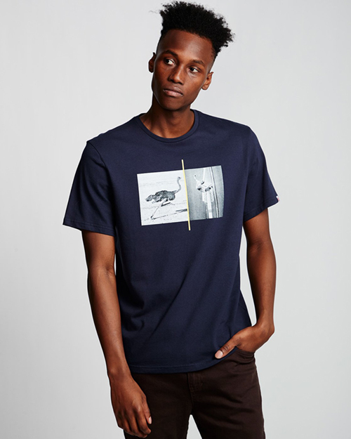 Ostrich Apse T-shirt For