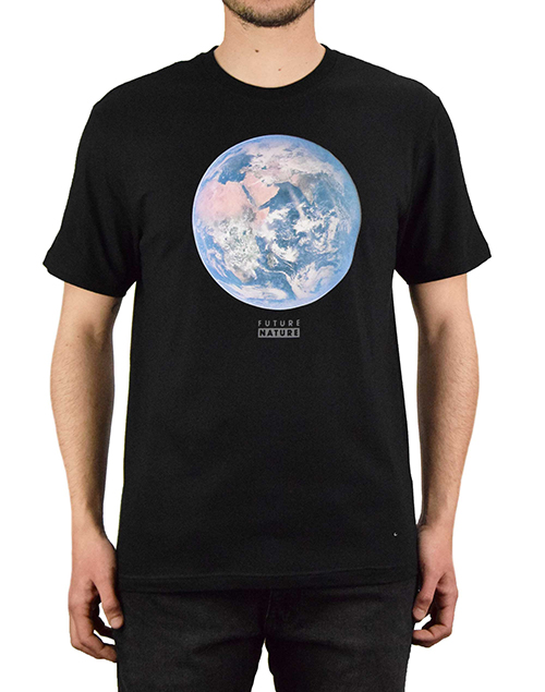 Earth Short Sleeved T-shi