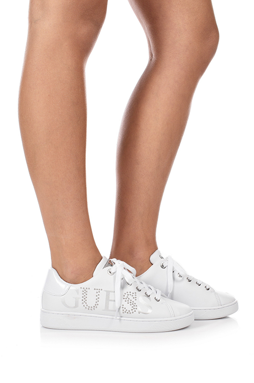 Women's Leather Sneakers