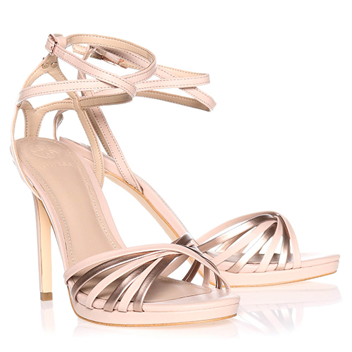 Women's Tonya Heeled Sand