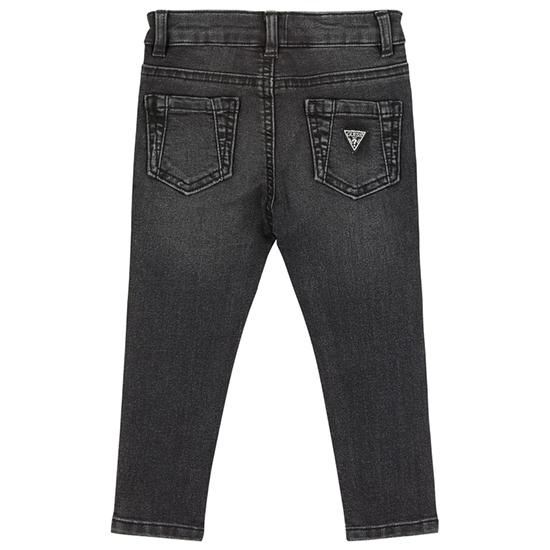 Girl's Skinny Black Pants