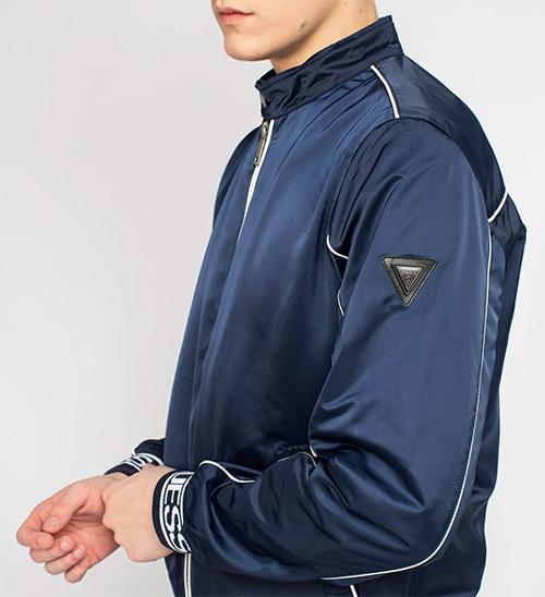 Men's Iconic Logo Jacket