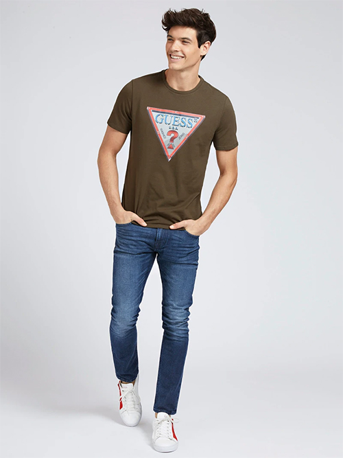 Men's Follow Us T-shirt