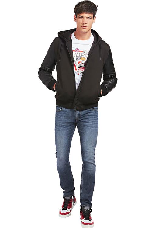 Men's Scuba Jacket