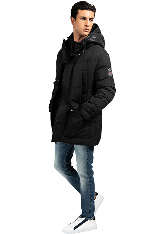 Men's Padded Parka