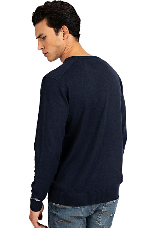 Men's Knitted Blouse