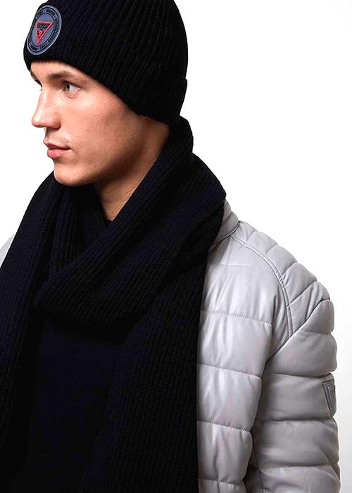 Men's Warm Cotton Ribbed