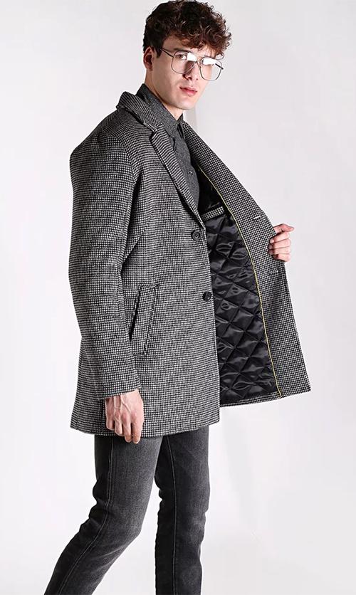 Men's Evening Coat