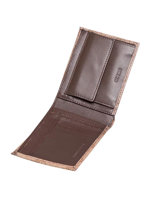Men's Large Lea 20 Wallet
