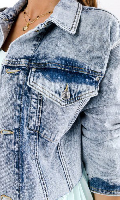 Women's Kalisa Denim Jack