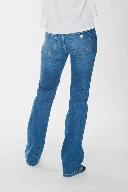 Women's Sexy Boot Denim T