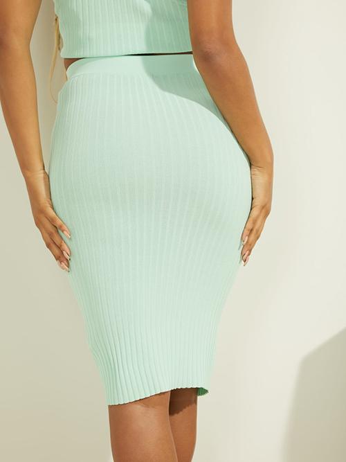 Women's Ada Rib Skirt