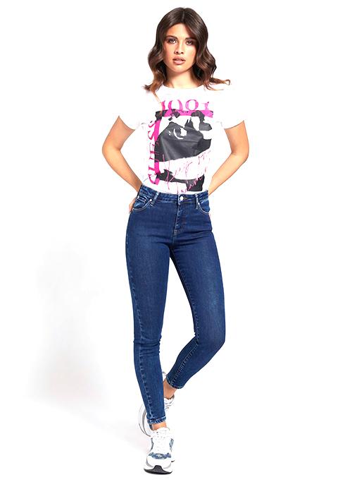 Women's Lush Skinny Jeans