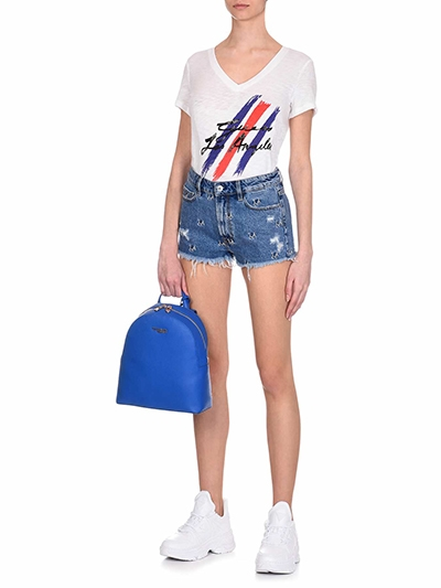 Guess Women's Flag T-Shir