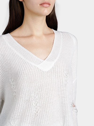 Viola Sweater with Sequin