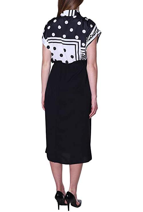 Liu Jo Women's Black Plis