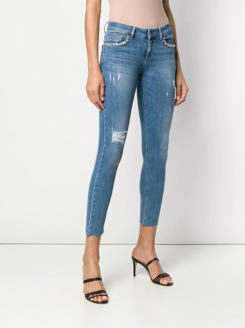 Women's Ideal Denim Trous