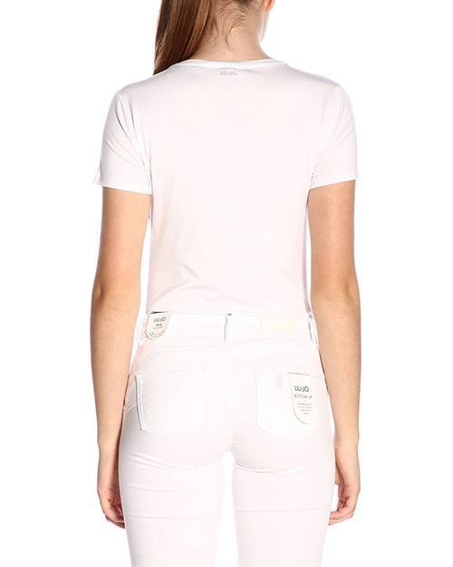 Liu Jo Women's White T-Sh