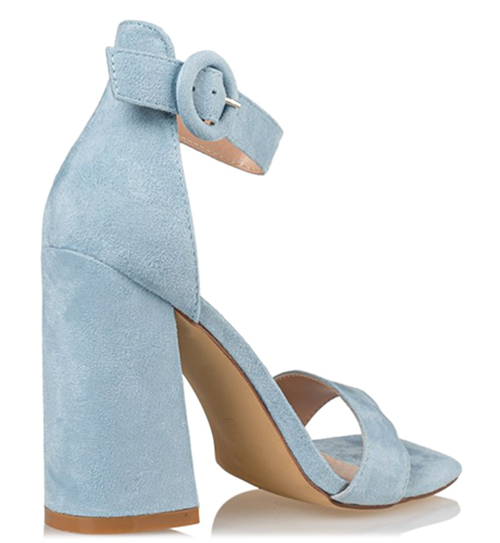 Miss NV Block Heel Sandal