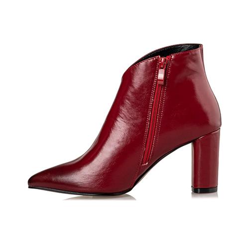 Miss NV Block Heel Bootie