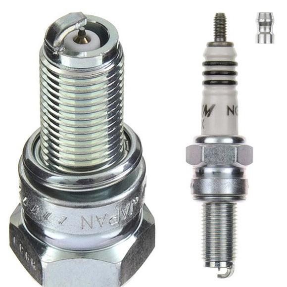 12x ngk spark plugs cr9eix numéro de pièce stock N ° 3521 iridium ix Neuf Authentique