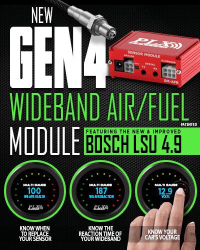Wideband Air Fuel Ratio (