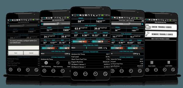OBD Droidscan Pro