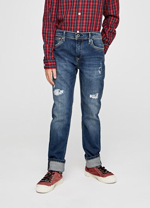 Nickels Skinny Fit Jeans