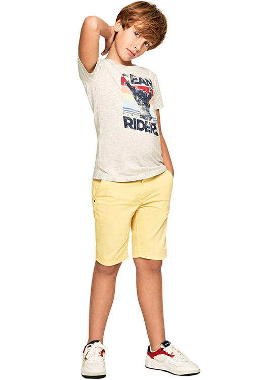 Boy's Achille T-shirt