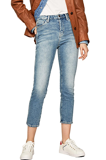 Dion 7/8 Lo Women's Jeans