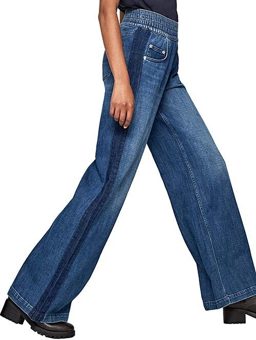 Marie Re Wide Fit Jeans