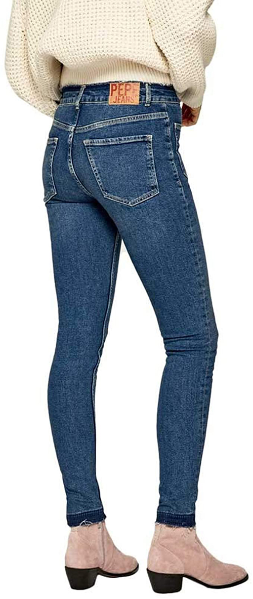 Mary Zip 28 Women's Jeans