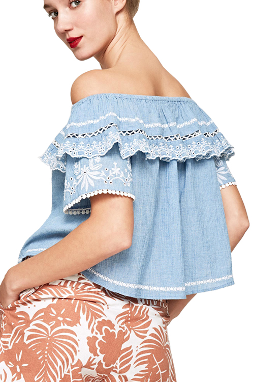 Lois Women's Off Shoulder