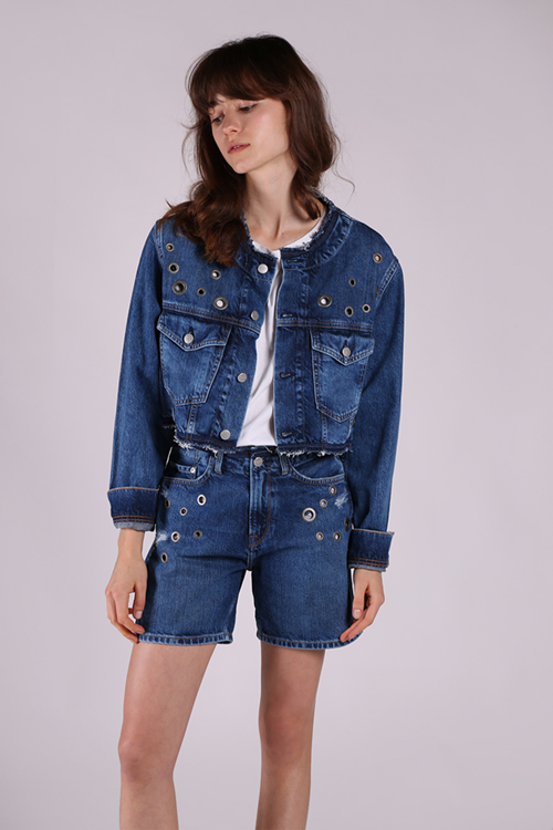 Revive Women's Denim Jack