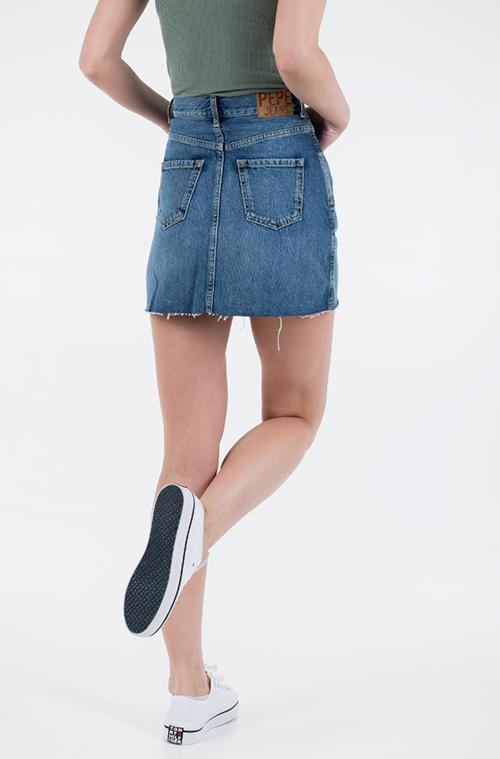 Rachel Denim Skirt