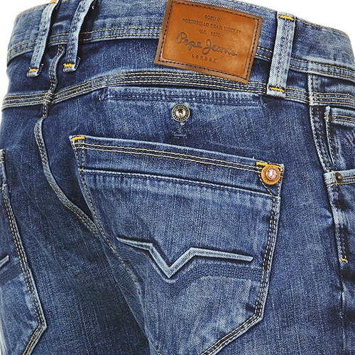 Men's Spike Jeans