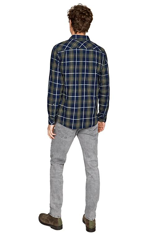 Chase Men's Checked Longs