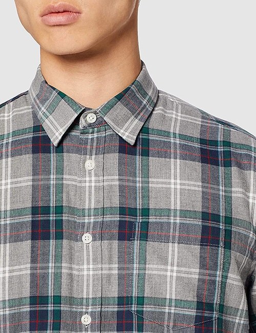 Clark Checked Shirt M