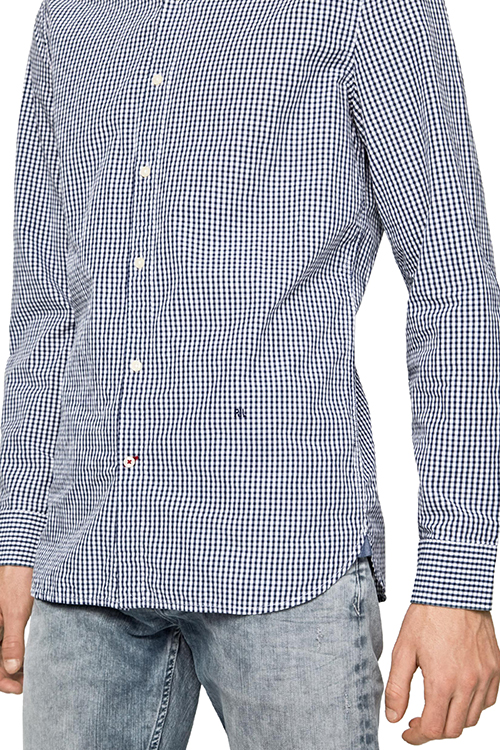 Rhett Men's Check Print S