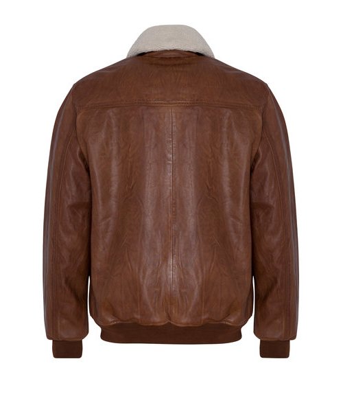 Victor Men's Leather Jack