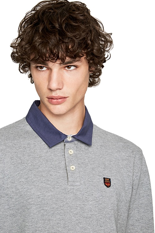 Tao Longsleeve Polo Shirt