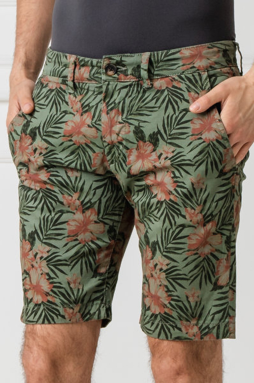 Mc Queen Floral Printed S
