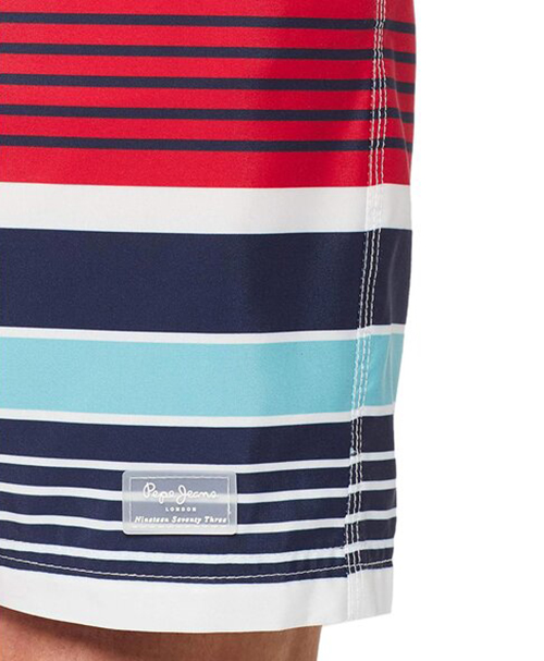 Stripes Men's Board Short