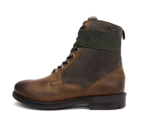Men's Tom Cut Mix Rugged