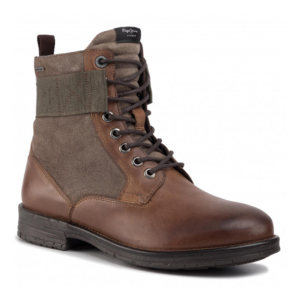 PepejeansMen'sTomCutMixRugged Boots