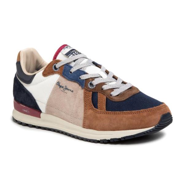 PepejeansMen'sTinkerProSummerlandSneakers