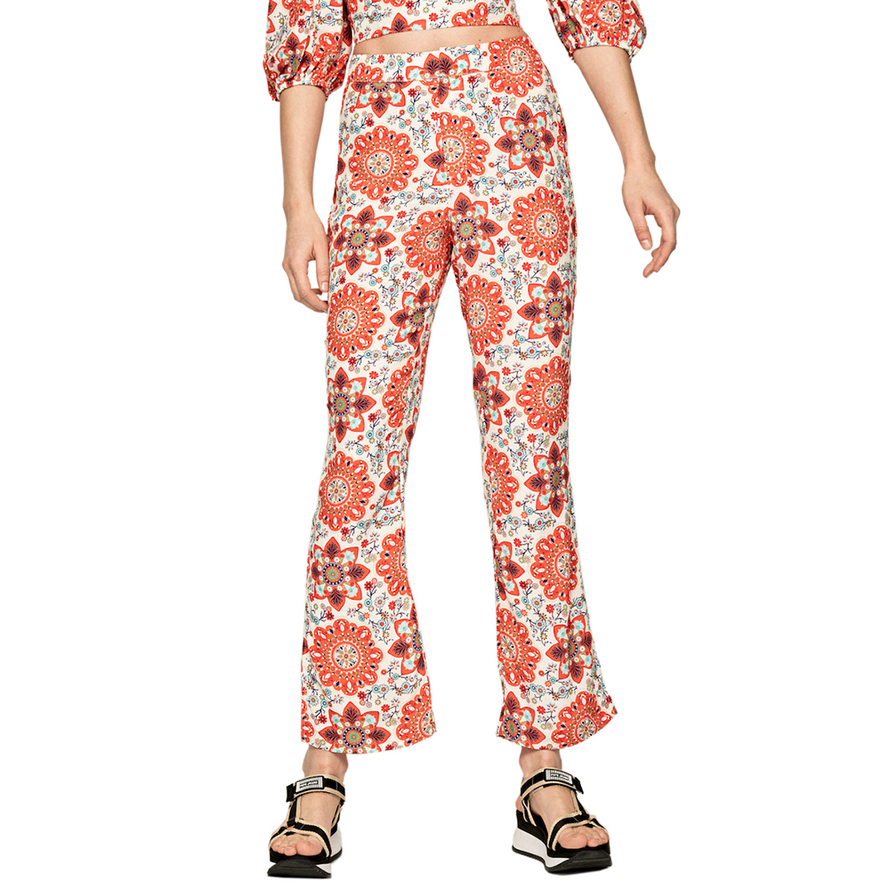 PepejeansWomen'sDavinaFabricTrousers