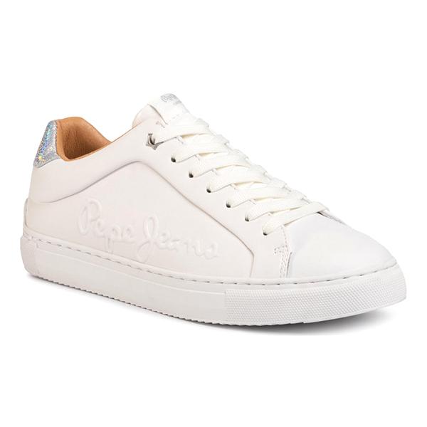 PepejeansWomen'sAdamsLogoSneakers