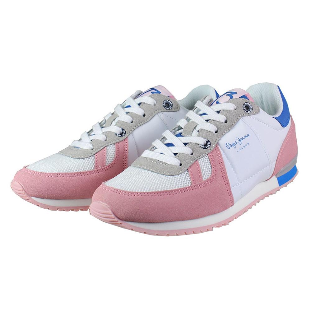 PepejeansGirl'sSydneyBasicSneakers